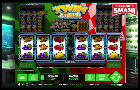 Twin Joker classic slots