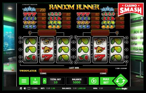 Random Runner 7 classic slots