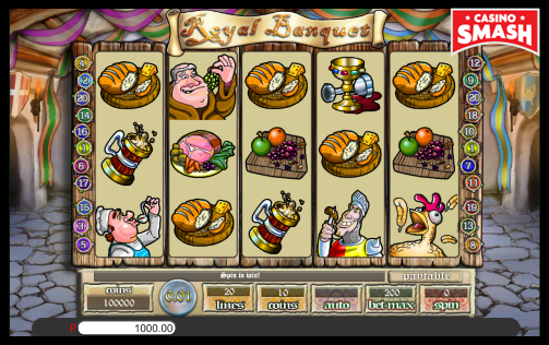 Spiele Royal Banquet - Video Slots Online