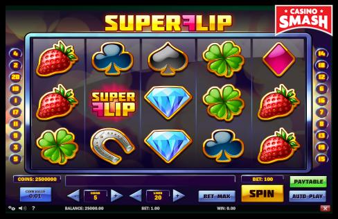 Super Flip classic slots