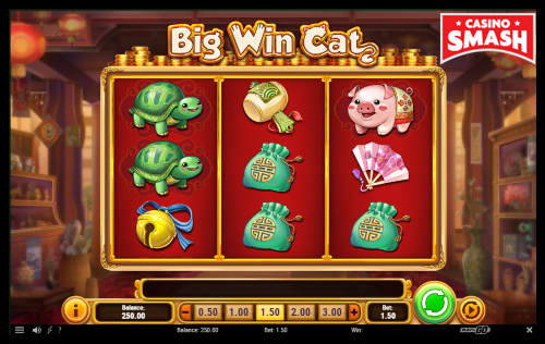 Big Win Cat classic slots