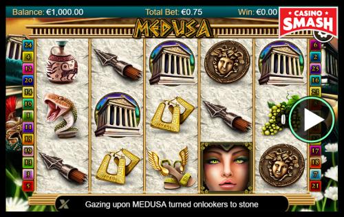 Medusa classic slots