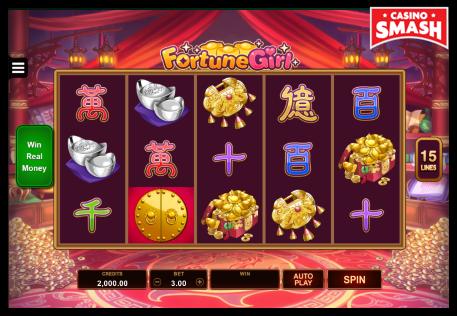 Fortune Girl classic slots