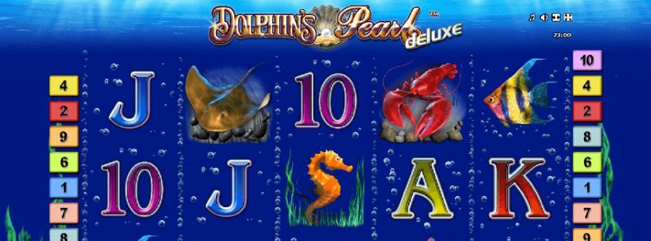 Dolphins Pearl Deluxe - Slot Machine a 5 rulli