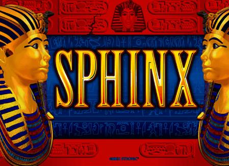 SPHINX - Slot Gratis su Eurobet