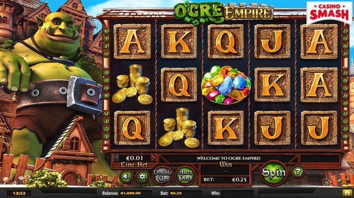 Ogre Empire top rated slot games