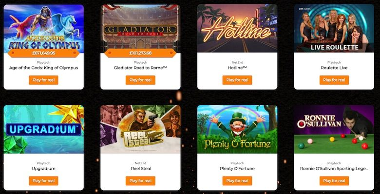 Casino.com top free slot games