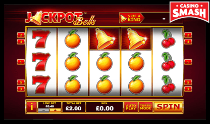 Jackpot Bells bitcoin games