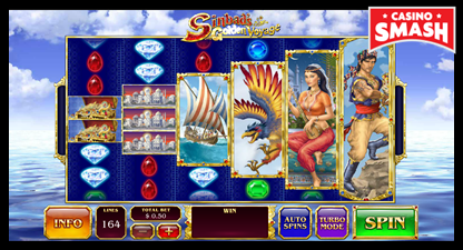 Sinbad's Golden Voyage bitcoin games