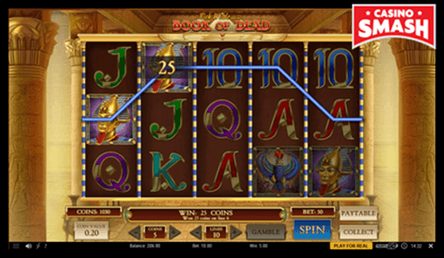 Book of Dead: Play the Ultimate Egyptian Slot