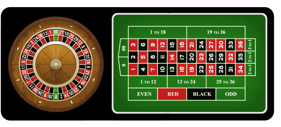 Tavolo di Roulette 3D in italiano
