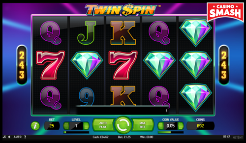 The Best Slots to Play for Beginners: Twin Spin