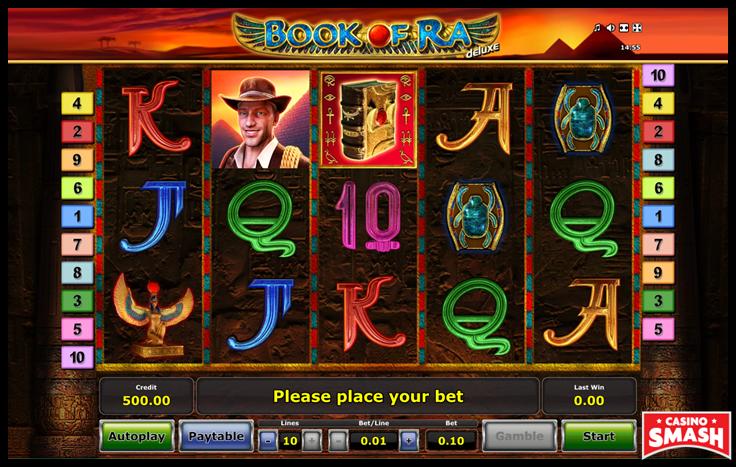 Slot Machine Kostenlos Online Spielen