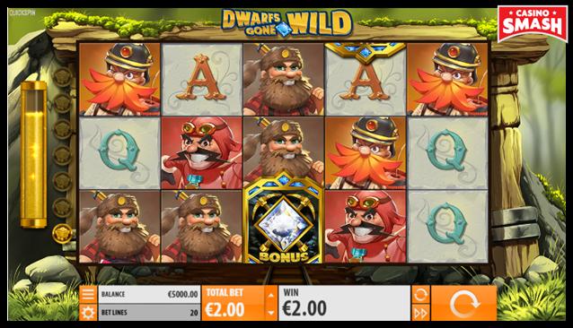Dwarfs gone wild