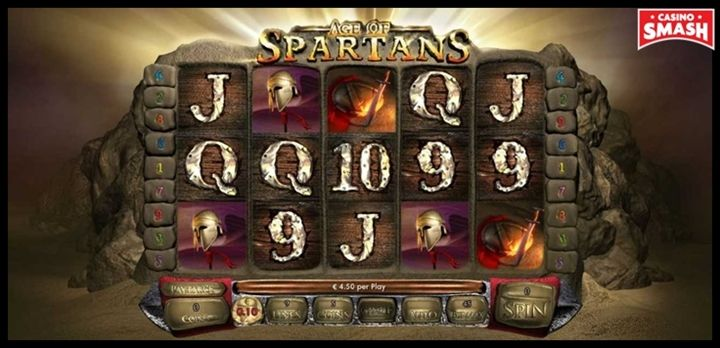age of spartans Movie-Themed Online Slots
