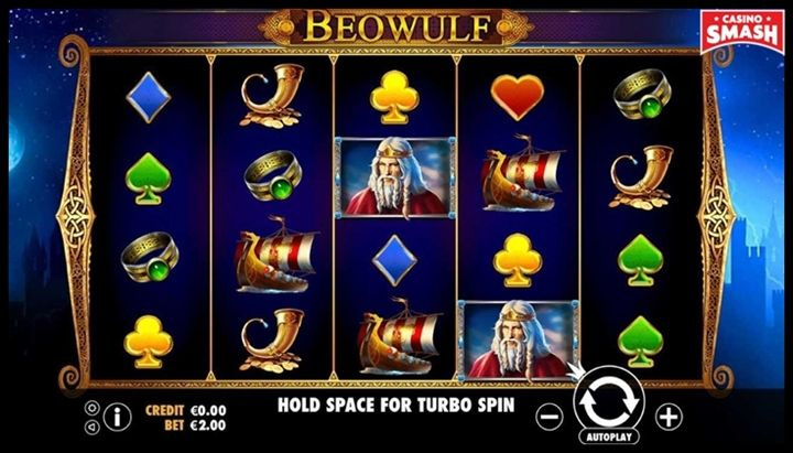 beowulf Movie-Themed Online Slots
