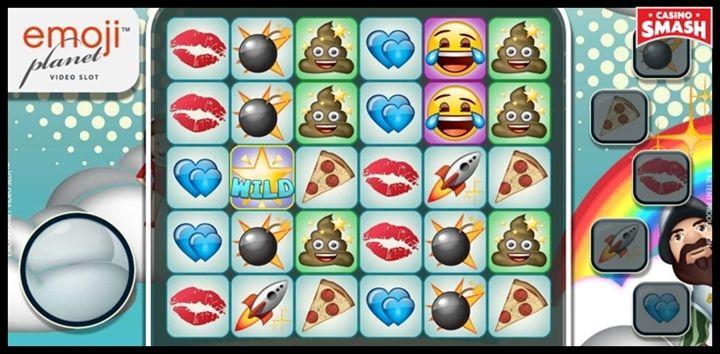 planet emoji Movie-Themed Online Slots