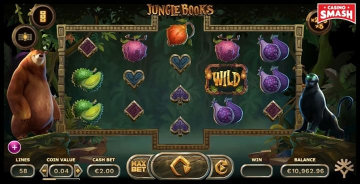 jungle books Movie-Themed Online Slots