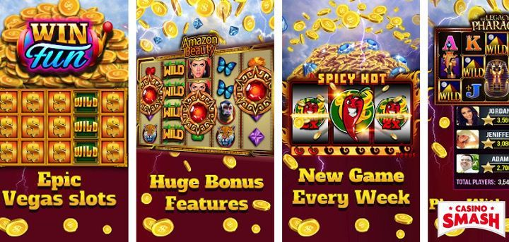 Win Fun Slots Android