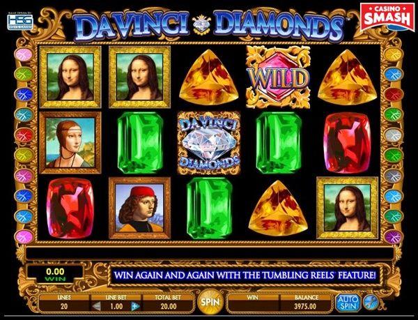 ]Da Vinci Diamonds