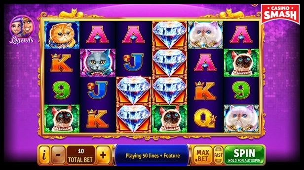Kitty Gems slot