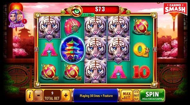 Three Tigers Slots