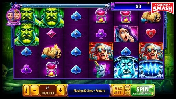 The Best 3D Slots to Play Online: Warlords: Frankenstein