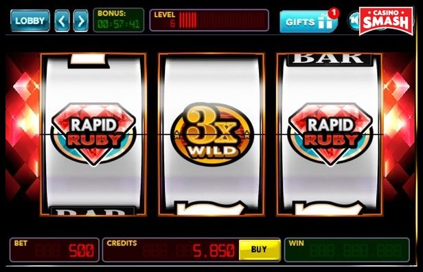 Rapid Ruby slot