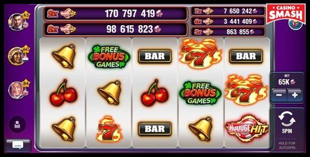 Huuuge: Quick Jackpots slot