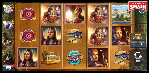 The Best Cleopatra Slots to Play Online: Temple of Ra