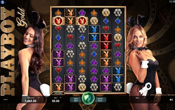 playboy gold best slots 2018