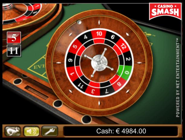 mini roulette 2