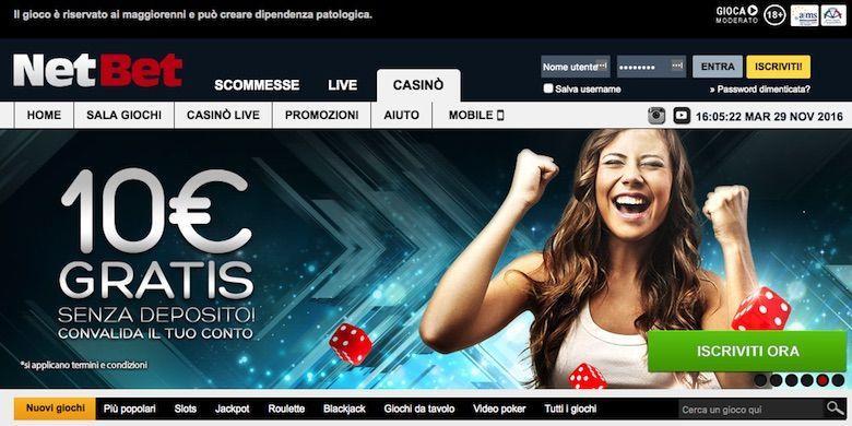 Netbet - Casino Bitcoin