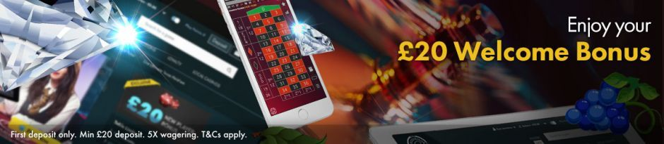 Grosvenor Casinos Offer