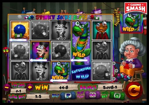 stinky socks free Slots with bonus rounds to play online