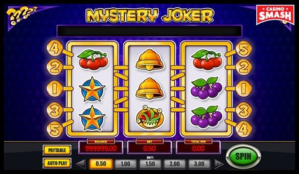 mystery joker free Slots with bonus rounds to play online