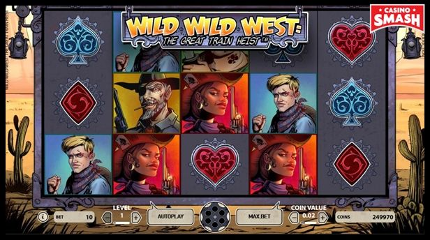 wild wild west free Slots with bonus rounds to play online