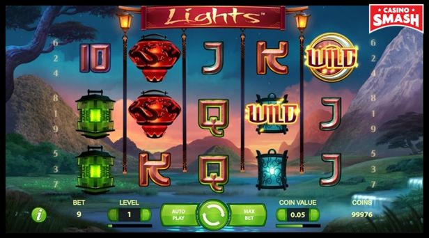 lights free Slots with bonus rounds to play online