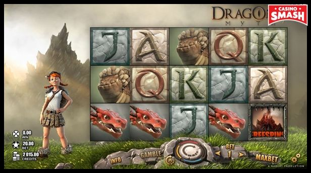 dragon's myth free Slots with bonus rounds to play online