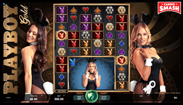 Playboy Gold Slot