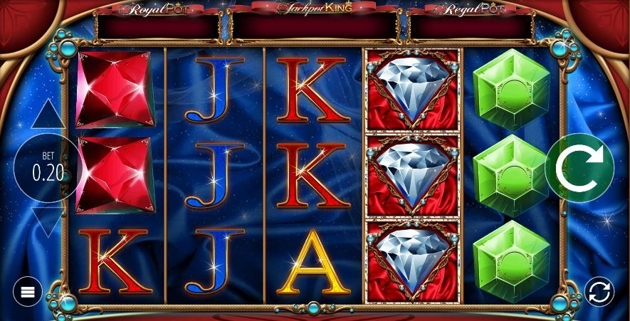 diamond jackpots slot
