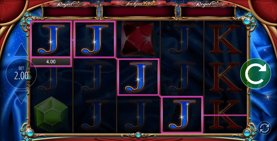 diamond jackpots slot machine play