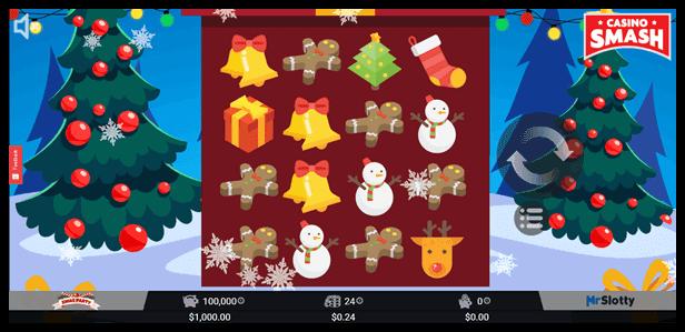 Free Christmas Slots: Xmas Party