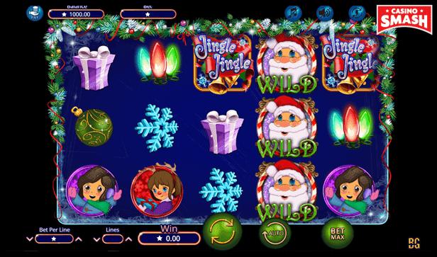 Free Christmas Slots: Jingle Jingle