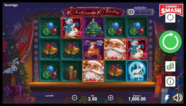 Free Christmas Slot Games