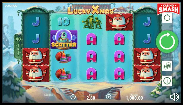 Free Christmas Slots: Lucky Xmas