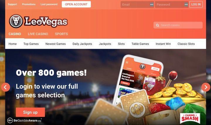 leo vegas Casino starburst online free spins no deposit