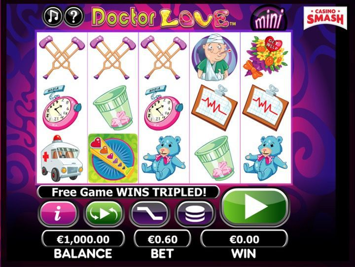 Doctor Love Slot machine