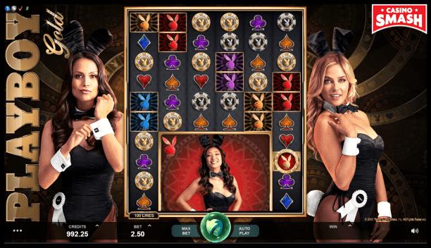 PayPal Slot Playboy Gold