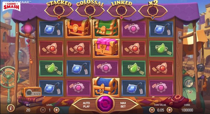 Wild Bazaar Slot Mobile India